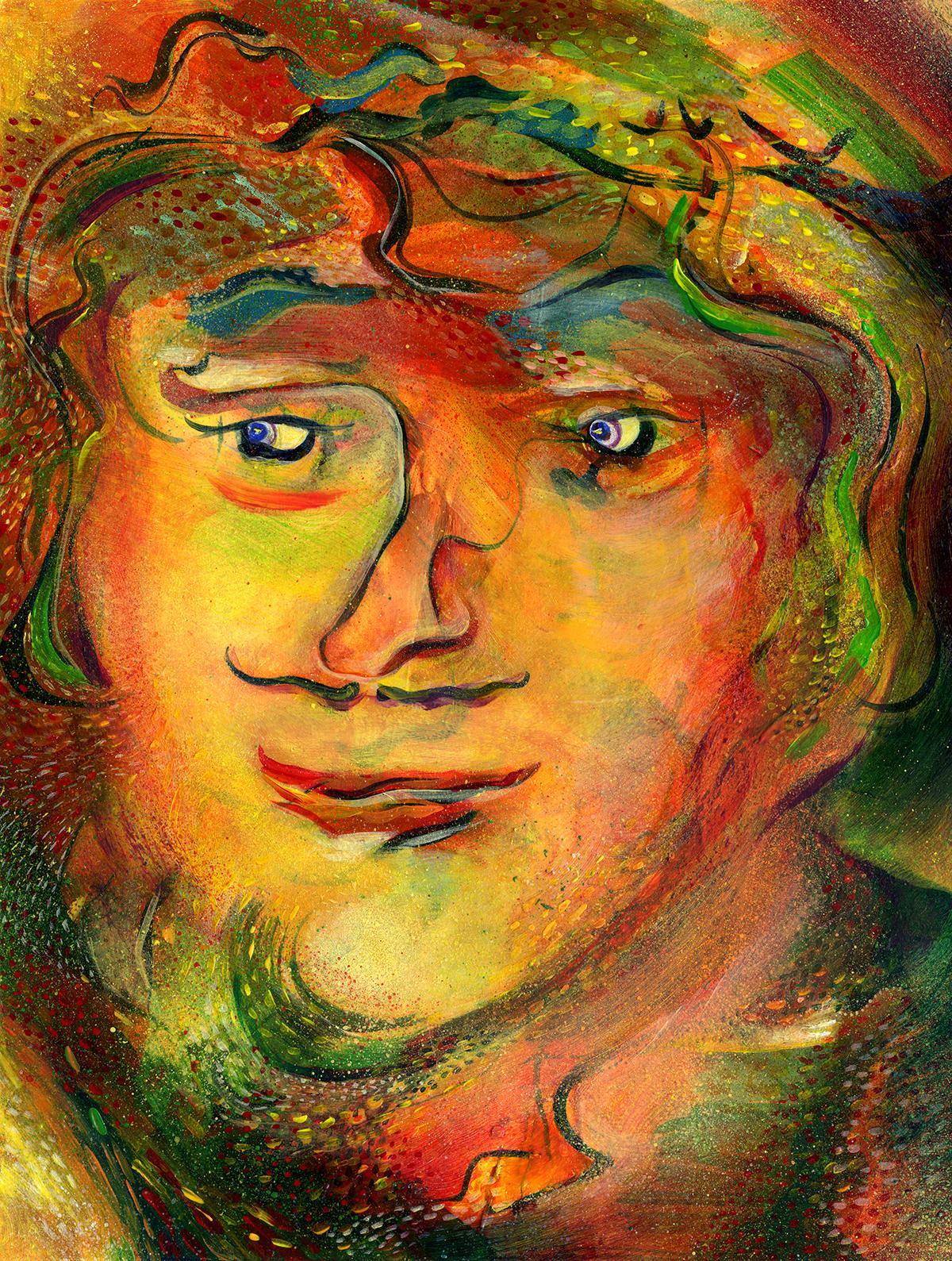 Artiste Peintre Yannick Le Quilleuc