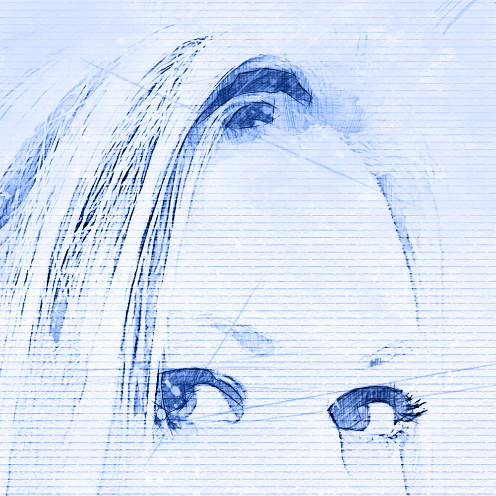 """Portraits - """"Kathie d'Amsterdam"""""""